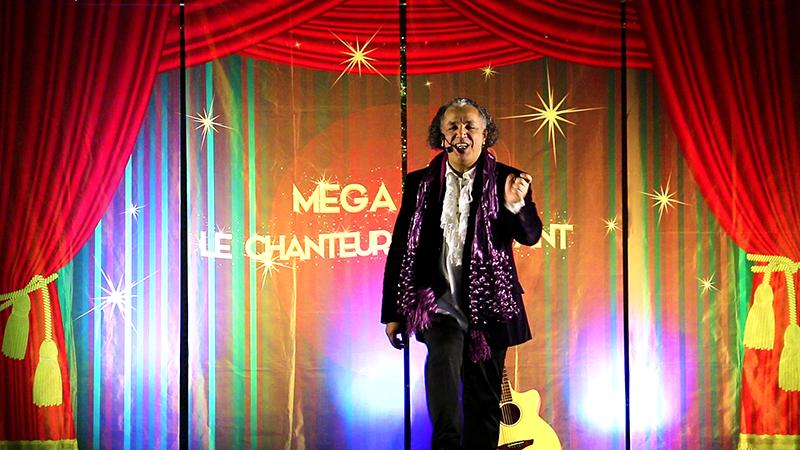"""Le Best-Off de Mega Mome dans """"Le Chanteur Activant"""""""