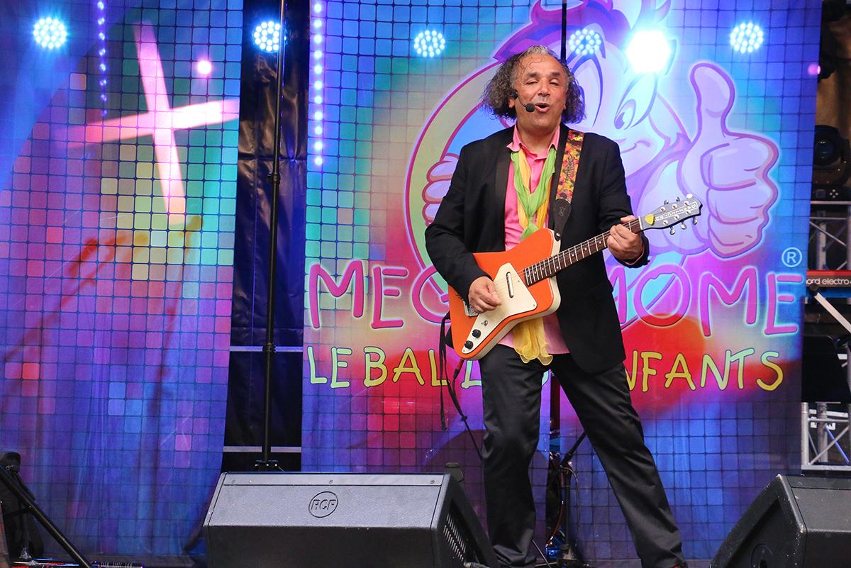 Mega Mome invité en Île de France pour la Fête de la Musique 2016