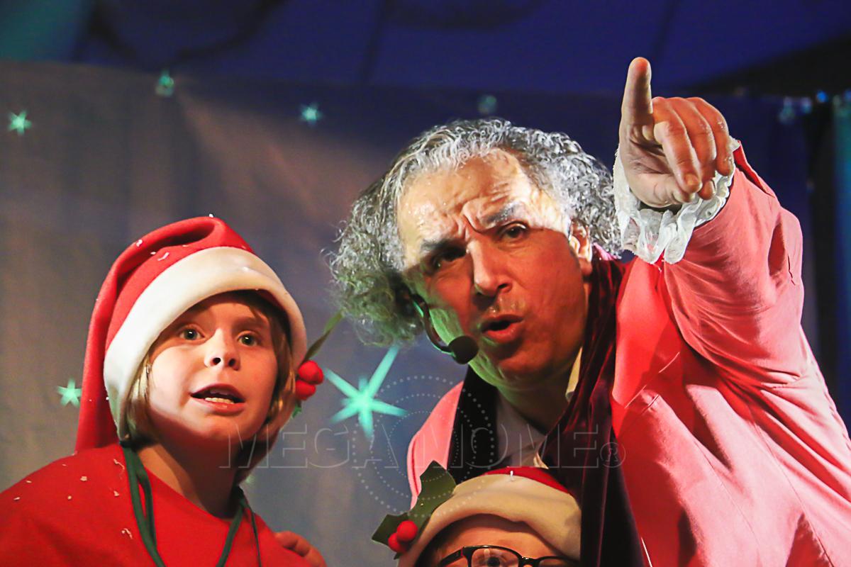 Magistrale tournée de Noël – MERCI