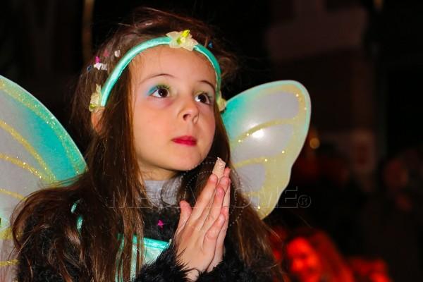 Une fée au Bal des enfants