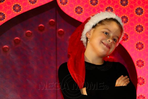 Noël et Mille et une nuits premier conte musicale de la tournée de Noël