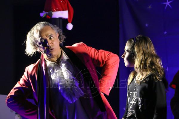 Un merveilleux Spectacle pour Noël 2018