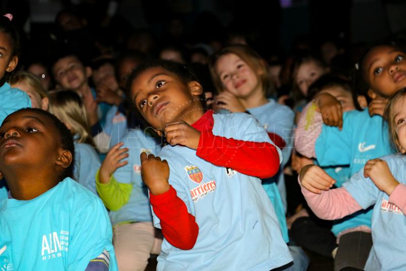 Les 30 ans de la Convention des Droits de l'Enfant avec Mega Mome