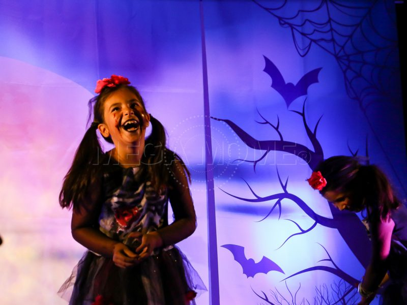 Spectacle pour Halloween_Mega Mome_Les chansons chocotttes