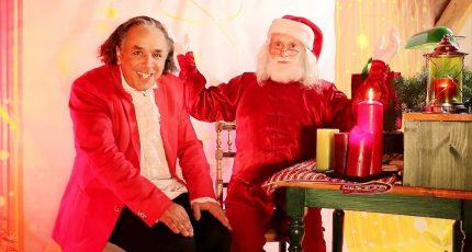 Interview du Père Noël en vidéo par Mega Mome