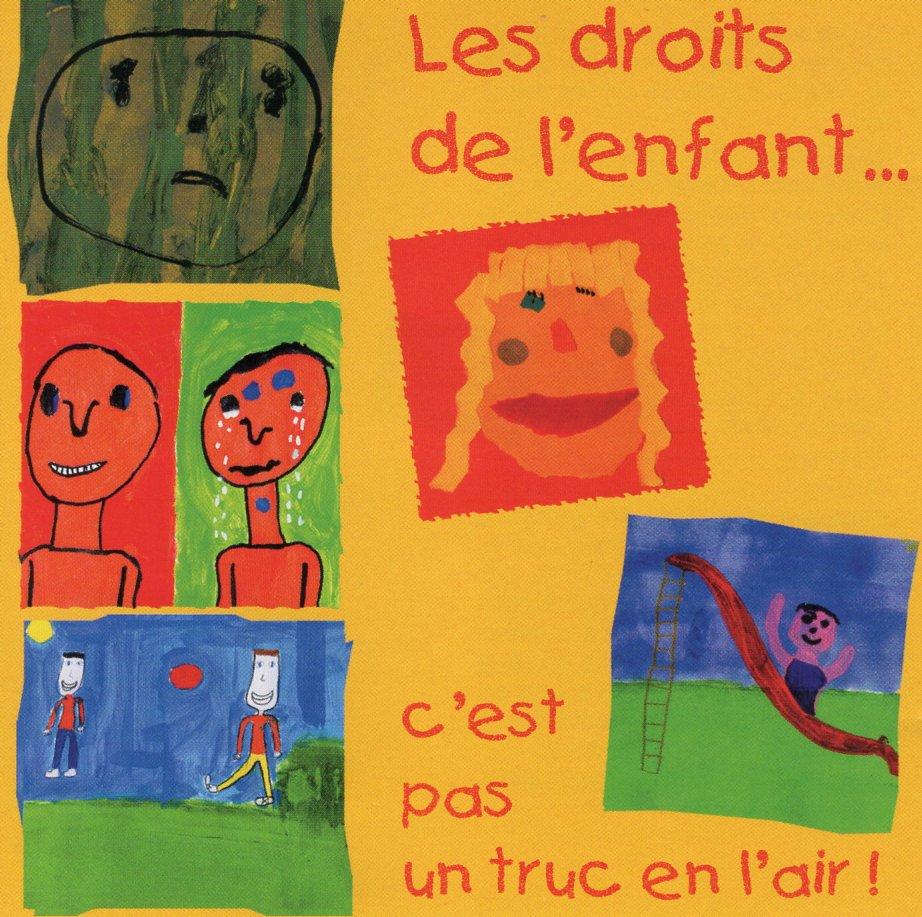 Les droits de l'enfant écrits et chantés par des enfants