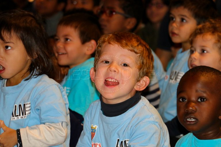Mega Mome Spectacle theme Droits des enfants-Convention-30 ans-Unicef
