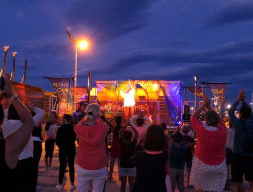Été 2021 Un Bal pour Enfants en bord de plage, une soirée exceptionnelle.